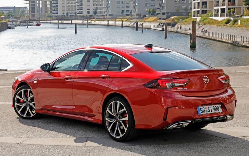 Проблеми при Opel Insignia