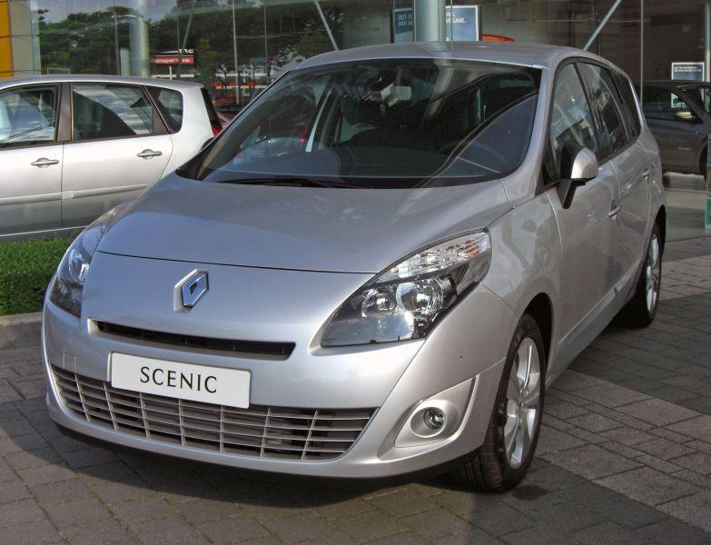 Проблеми Renault Scénic Automoto.bg